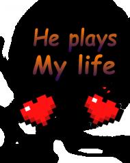 Kubek He plays my life