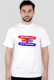 """Koszulka """"1921 Ekstraklasa dla Rakowa"""""""
