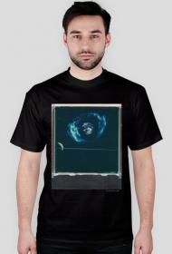 Space Birth T-Shirt/ black