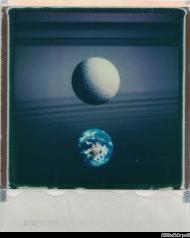 Space Pearl Hoody/ Grey