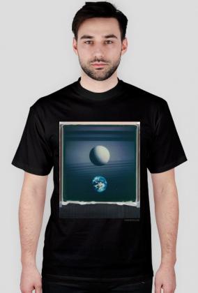 Space Pearl T-Shirt/ black