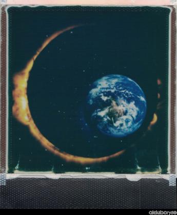 Space Eclipse Hoodie