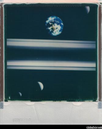 Space Sisters Hoodie/ Grey
