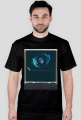 Space Birth T-Shirt/ black