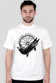 T-shirt Kolejarz Stargard