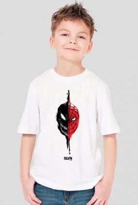 Venom vs Spider-man Koszulka chłopięca