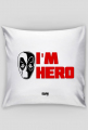 Deadpool I'm Hero Poduszka