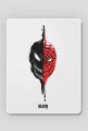 Venom vs Spider-man Podkładka pod myszkę