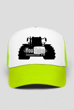 czapka youtube serwatek tv