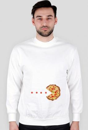 Pak-Man Pizza