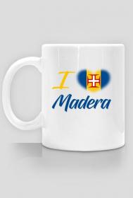 Kubek I love Madera