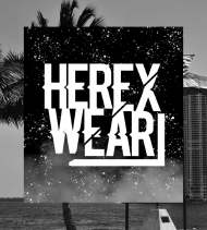 Bluza męska z nadrukiem hereXWear