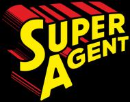 SUPERAGENT - podkładka pod myszkę