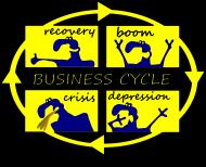 business cycle koszulka męska ryjoo