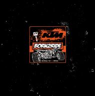 Koszulka Born2RiDE