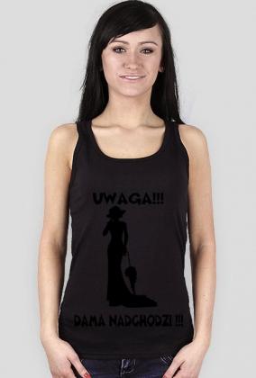 UWAGA!!! DAMA!!!