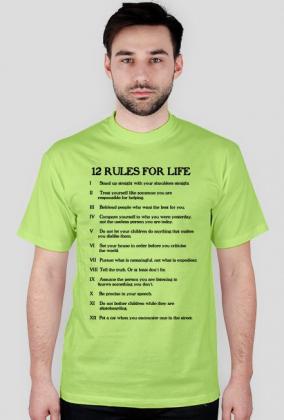12 Rules for Life - Jordan Peterson