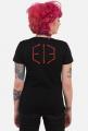 "Koszulka damska ""Symbole"" - czarna"