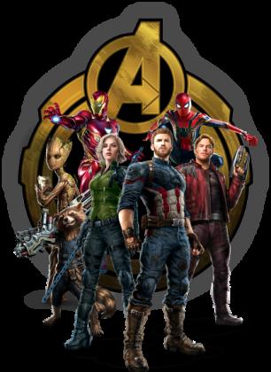 Marvel - Kinowe Uniwersum - Kubek