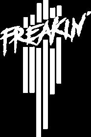 Bluza - Freakin' | BLACK