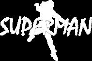 Hoodie - Superman | BLACK