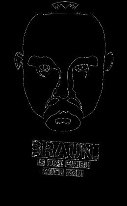 Koszulka - Braun | WHITE