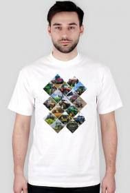 Koszulka - wiele maszyn!