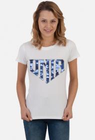 UNIA CAMO white