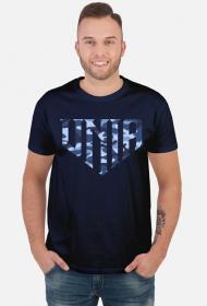 UNIA CAMO navy blue
