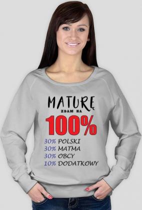 Bluza Matura