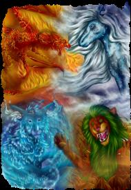 Four Elements kubek