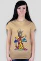 Fluttershy x Discord T-shirt Women