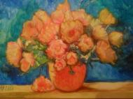 Roses maseczka