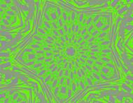 Zielęń i szarość