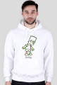 LSD SIMPSON HOODIE BY FUZZY