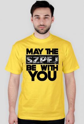 koszulka may the szpej
