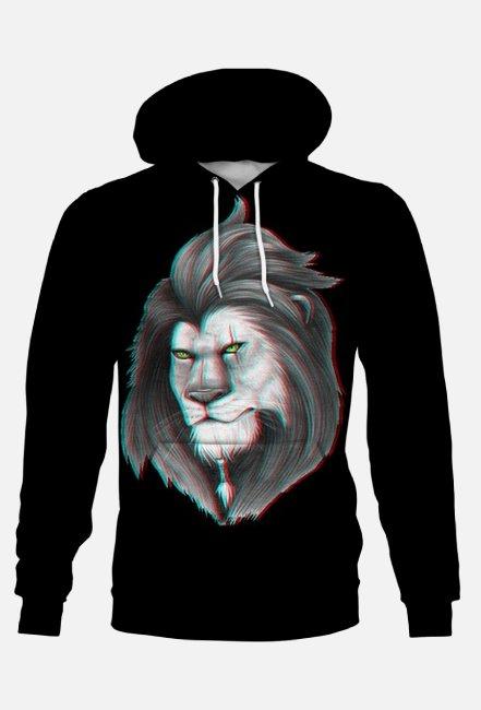 Lion Wolf