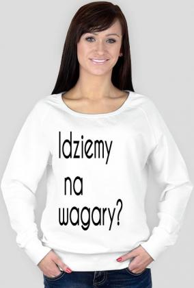 Bluza - Idzimey na wagary