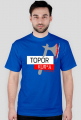 TOPÓR KUR*A (Black & Multicolour)