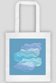 Chmury torba z oryginalnym nadrukiem