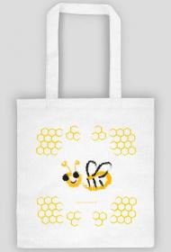 Torba z pszczółką, pszczoła torba