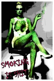 Smoking is shit 2