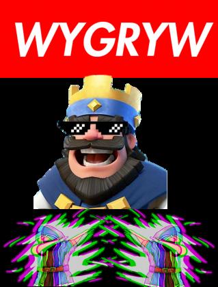 Mega Koszulka Wygrywa!
