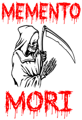 Kubek MEMENTO MORI 2