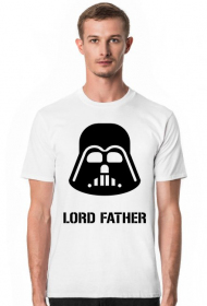 Koszulka Lord Father 2 na prezent