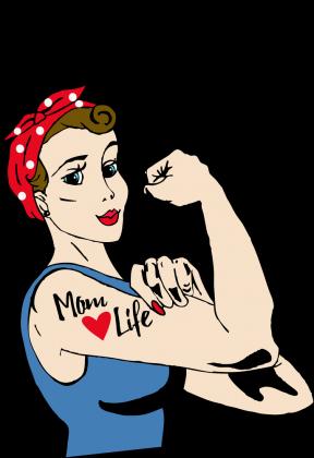 Silna mama - Rośnij w siłę