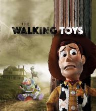 Walking Toys Bluza Damska Full Print