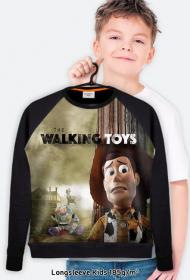 Walking Toys Bluza Dziecięca Full Print