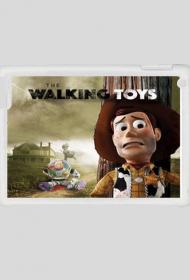 Walking Toys Etui iPad Full Print