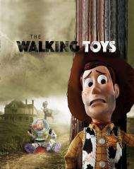 Walking Toys Podkladka Pod Myszkę Full Print